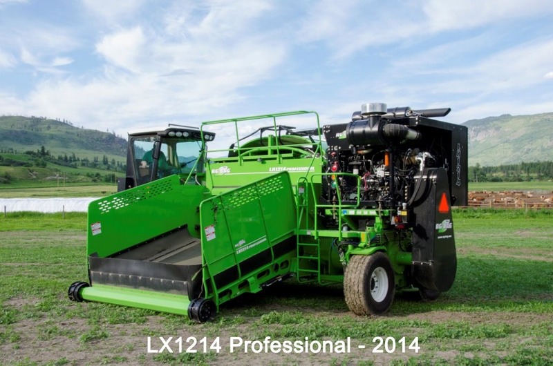 2014 LX1214 Professional