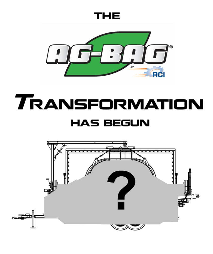 Ag Bag T6060 Transformation up and coming photo